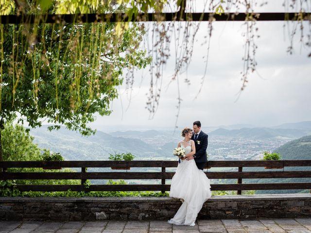 Le nozze di Sonia e Erik