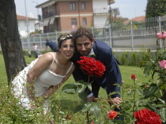 Il matrimonio di Maria Luisa e Christian a Chieri, Torino 2