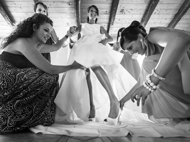 Il matrimonio di Salvatore e Noemi a Butera, Caltanissetta 5
