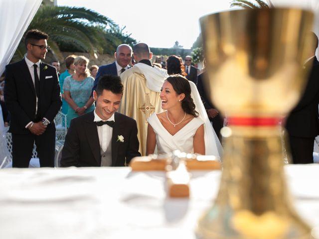 Il matrimonio di Salvatore e Noemi a Butera, Caltanissetta 11