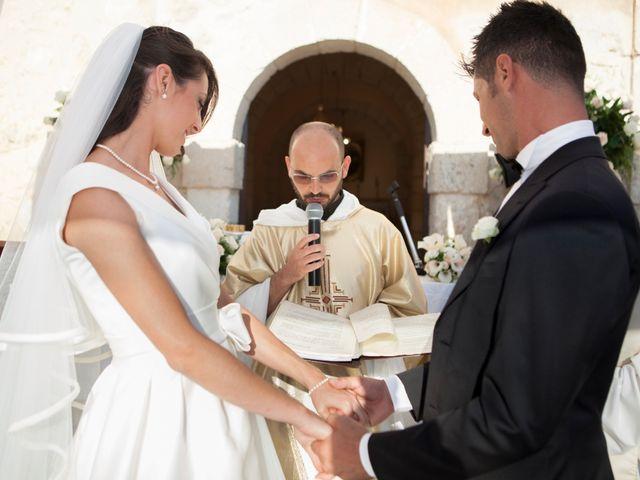 Il matrimonio di Salvatore e Noemi a Butera, Caltanissetta 14