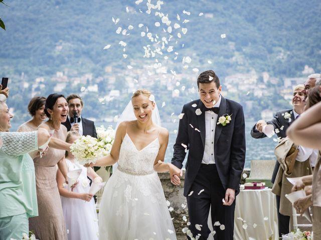 le nozze di Sofia e Danil