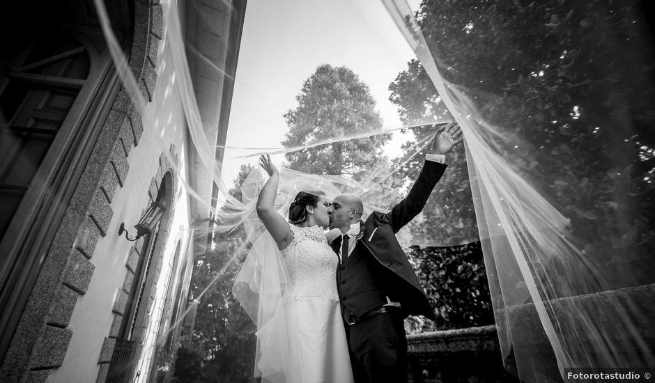 Il matrimonio di Massimo e Valentina a Lecco, Lecco