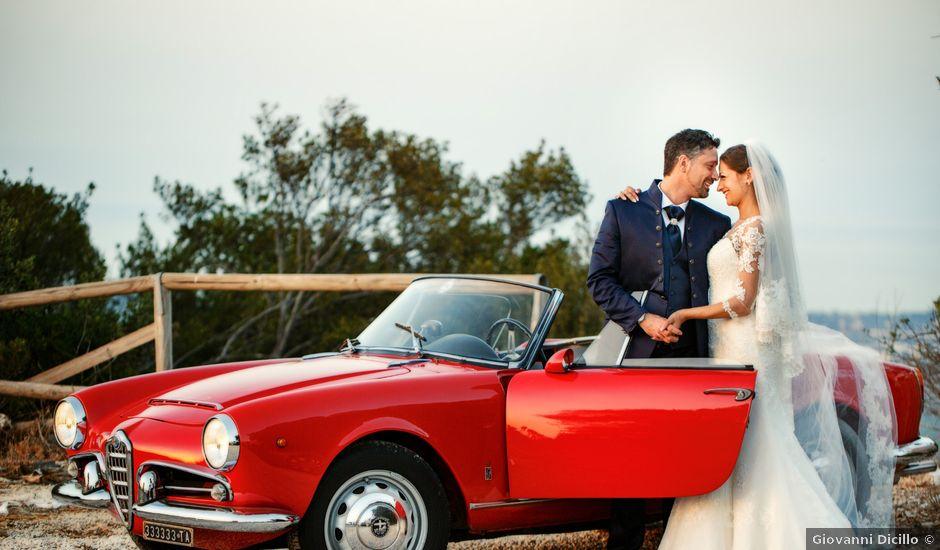 Il matrimonio di Giuseppe e Stefania a Bari, Bari