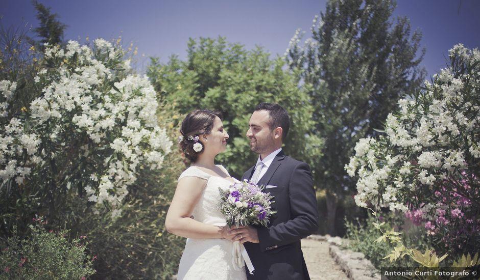 Il matrimonio di Danilo e Federica a Monreale, Palermo