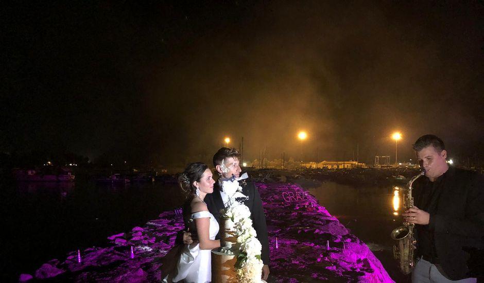 Il matrimonio di Alessandro e Carmen a Bacoli, Napoli