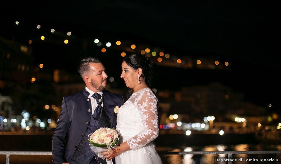 Il matrimonio di Daniele e Mona a Vibo Valentia, Vibo Valentia
