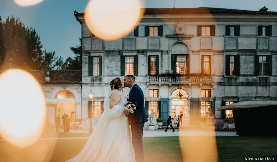 Il matrimonio di Massimo e Luana a Morgano, Treviso