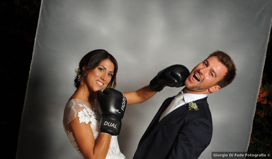 Il matrimonio di Gabriele e Valentina a Trabia, Palermo