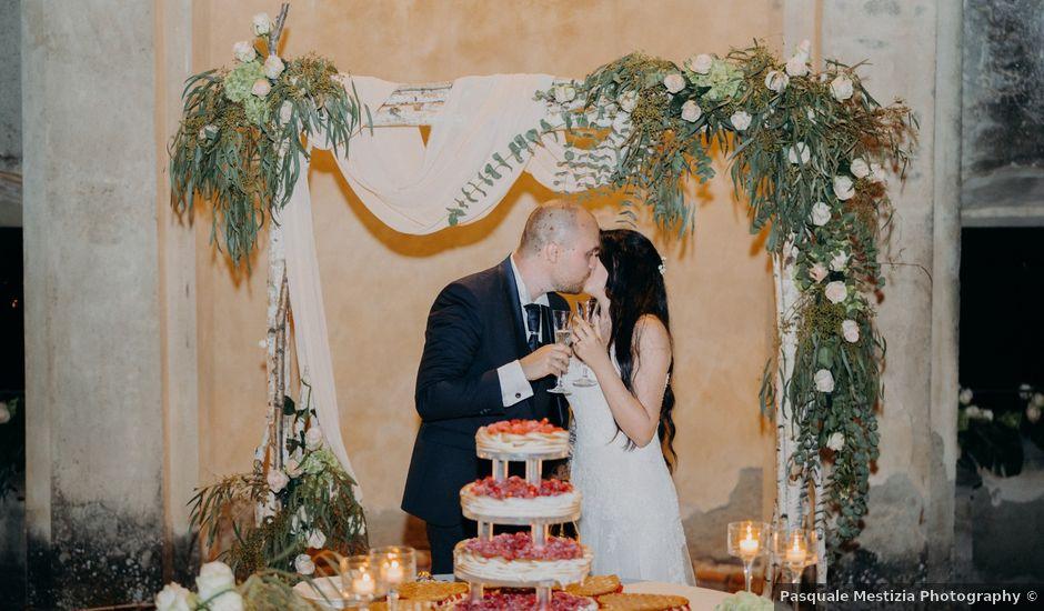 Il matrimonio di Silvia e Lorenzo a Poggio a Caiano, Prato