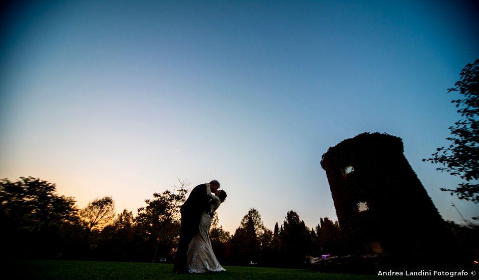 Il matrimonio di Gianluca e Gloria a Cadeo, Piacenza