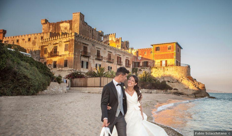 Il matrimonio di Salvatore e Noemi a Butera, Caltanissetta