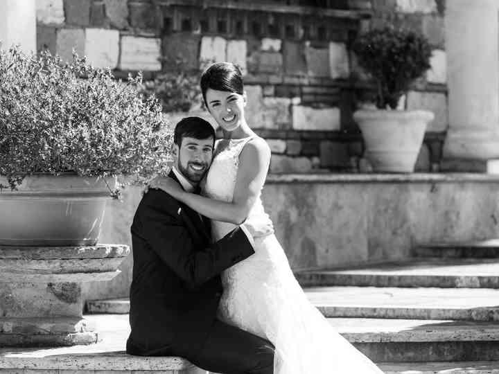 Le nozze di Greta e Massimiliano