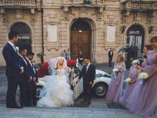 le nozze di Marie-Ashlety e Antonio 1