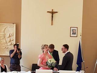 Le nozze di Antonio e Silvia 1