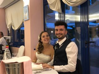 Le nozze di Alessia e Samuele