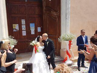 Le nozze di Federica e Giuseppe 1
