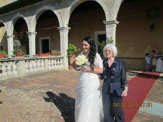 Le nozze di Monica e Alban  1