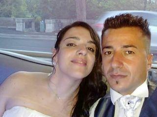 Le nozze di Monica e Alban