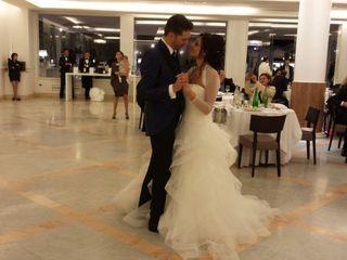 Le nozze di Luana e Vincenzo