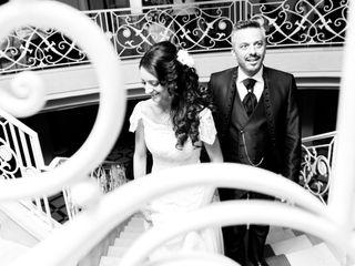 Le nozze di Agnese e Michele