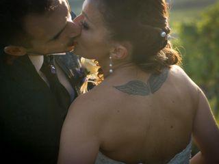 Le nozze di Giacomo e Gloria