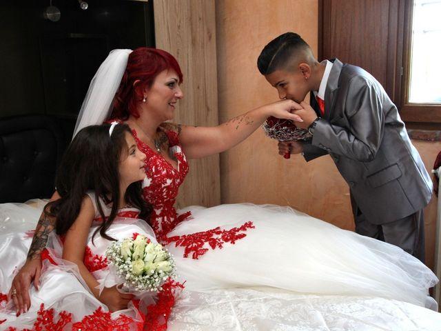 Il matrimonio di Massimiliano e Eliana a Roma, Roma 17
