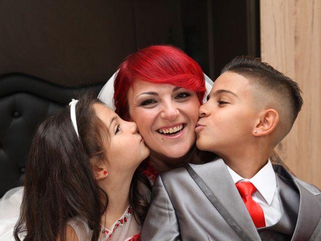 Il matrimonio di Massimiliano e Eliana a Roma, Roma 18