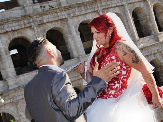 Il matrimonio di Massimiliano e Eliana a Roma, Roma 21