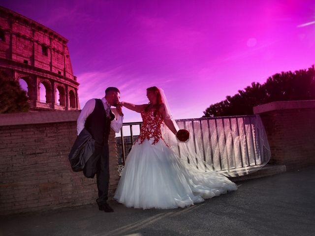 Le nozze di Eliana e Massimiliano