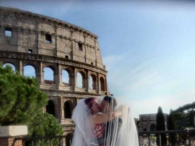 Il matrimonio di Massimiliano e Eliana a Roma, Roma 22