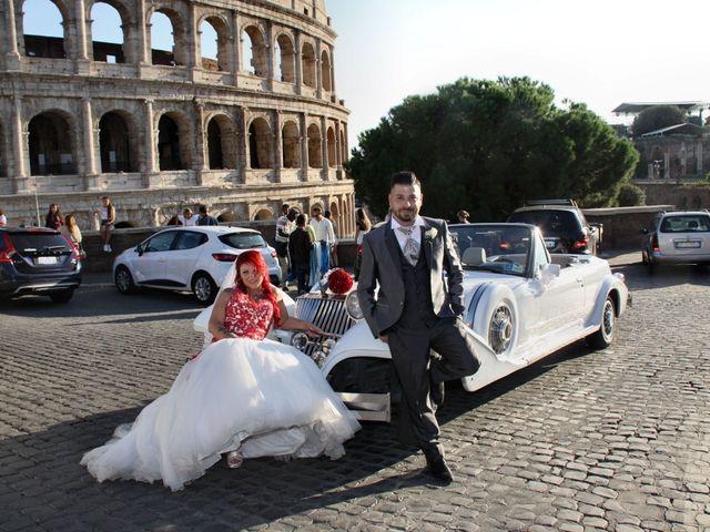 Il matrimonio di Massimiliano e Eliana a Roma, Roma 24