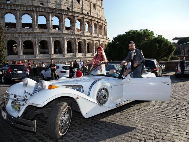 Il matrimonio di Massimiliano e Eliana a Roma, Roma 1