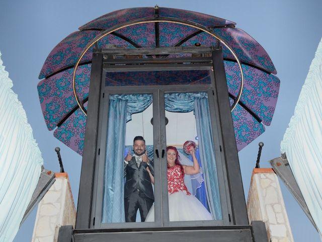 Il matrimonio di Massimiliano e Eliana a Roma, Roma 29