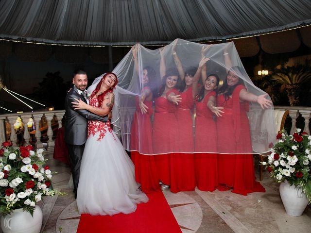 Il matrimonio di Massimiliano e Eliana a Roma, Roma 2