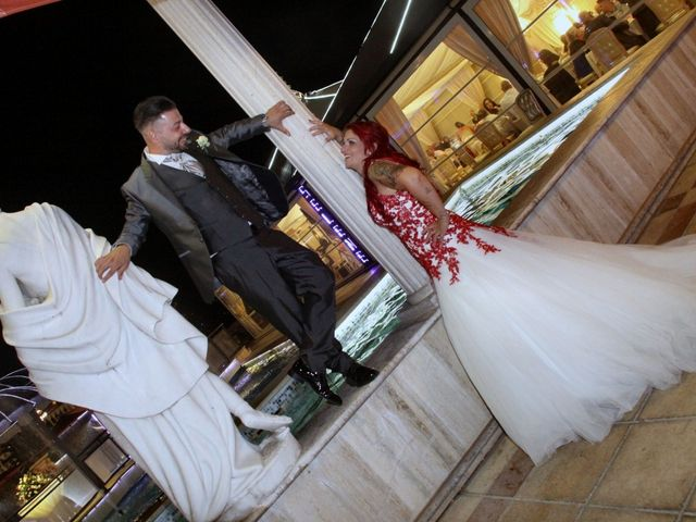 Il matrimonio di Massimiliano e Eliana a Roma, Roma 38