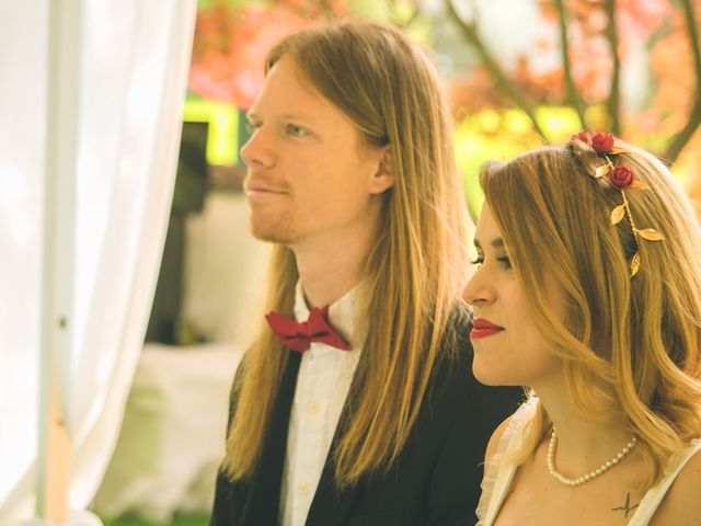 Il matrimonio di Stuart e Laura a Oviglio, Alessandria 30