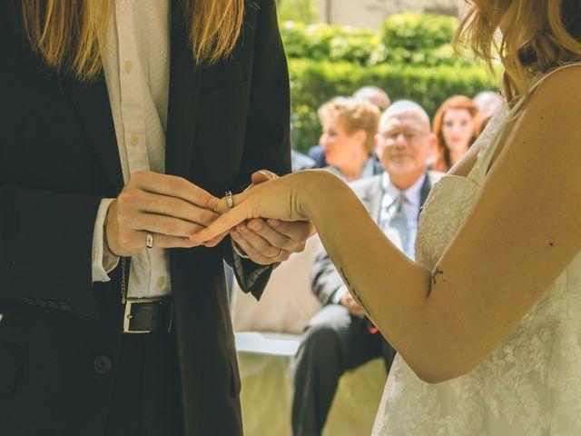 Il matrimonio di Stuart e Laura a Oviglio, Alessandria 31