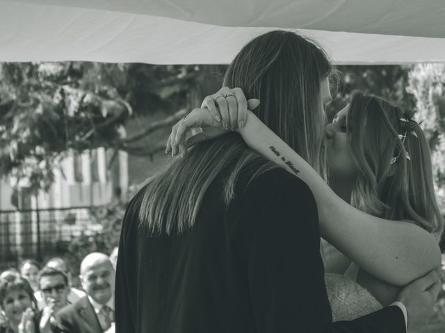 Il matrimonio di Stuart e Laura a Oviglio, Alessandria 34