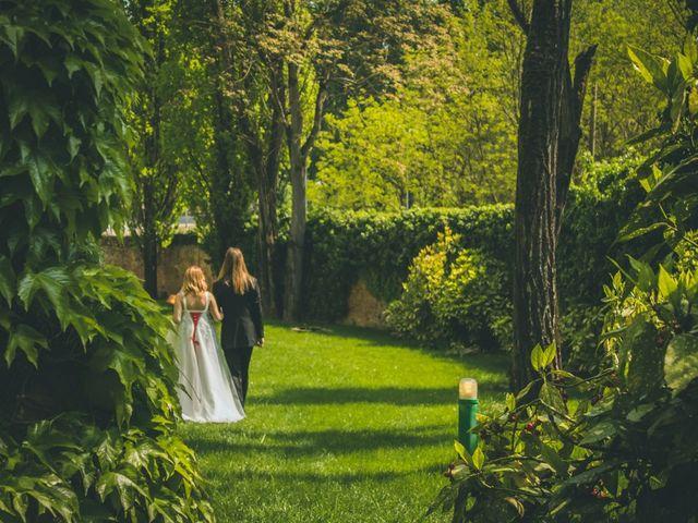 Il matrimonio di Stuart e Laura a Oviglio, Alessandria 40