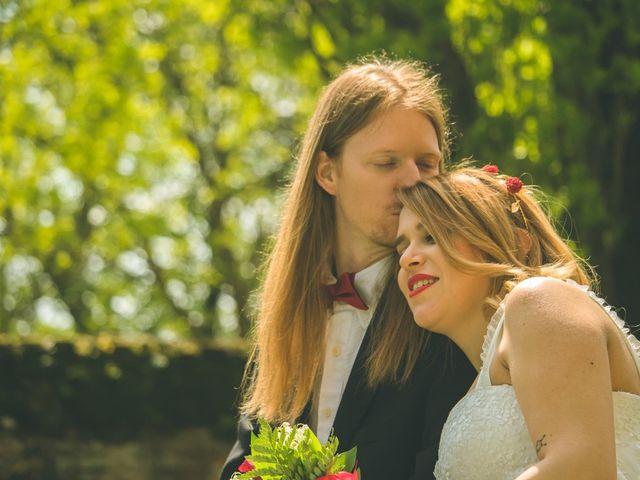 Il matrimonio di Stuart e Laura a Oviglio, Alessandria 42