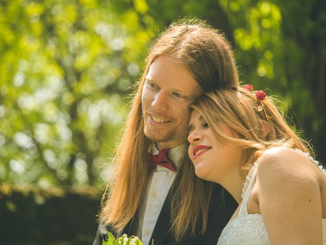 Le nozze di Laura e Stuart