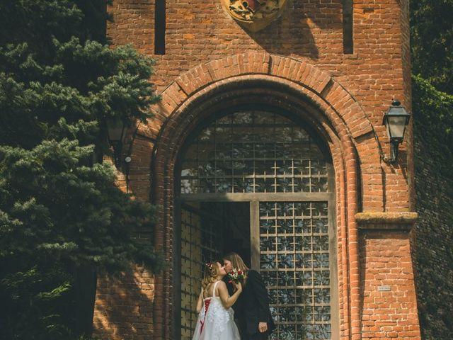 Il matrimonio di Stuart e Laura a Oviglio, Alessandria 47