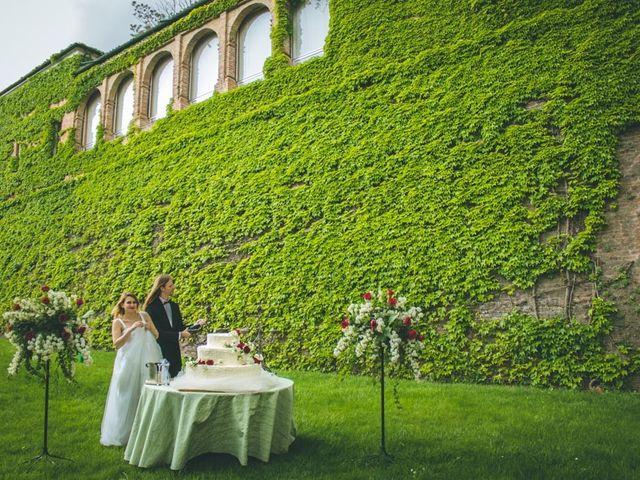 Il matrimonio di Stuart e Laura a Oviglio, Alessandria 55