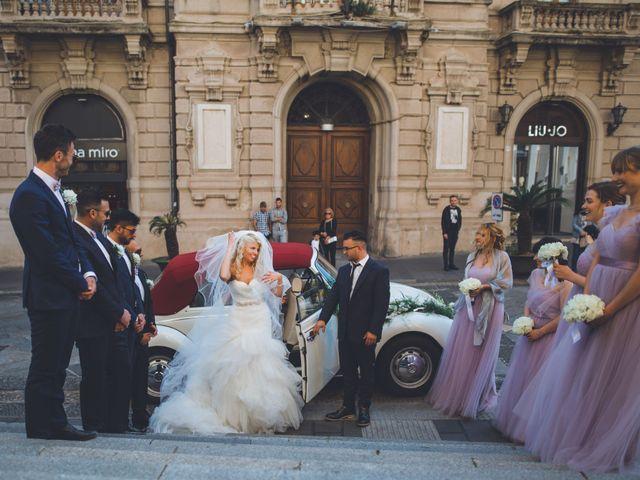 Il matrimonio di Antonio e Marie-Ashlety a Catanzaro, Catanzaro 1