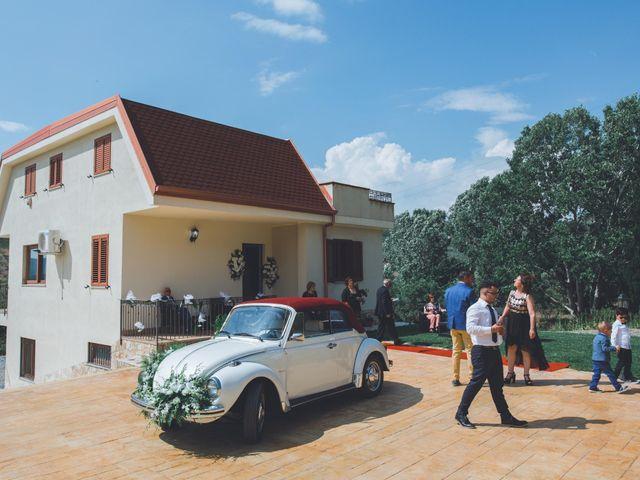 Il matrimonio di Antonio e Marie-Ashlety a Catanzaro, Catanzaro 13