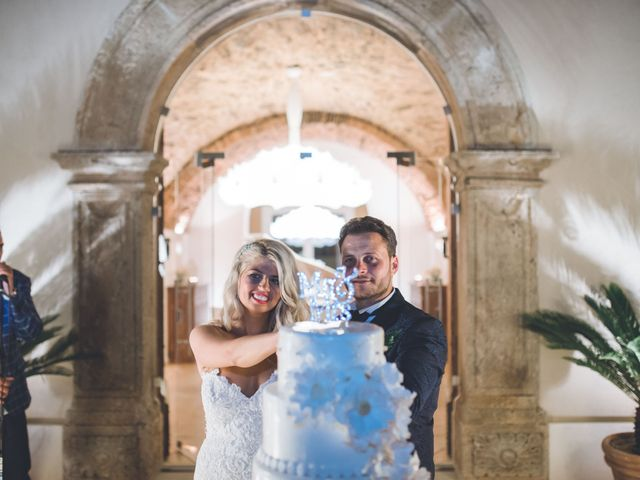Il matrimonio di Antonio e Marie-Ashlety a Catanzaro, Catanzaro 18