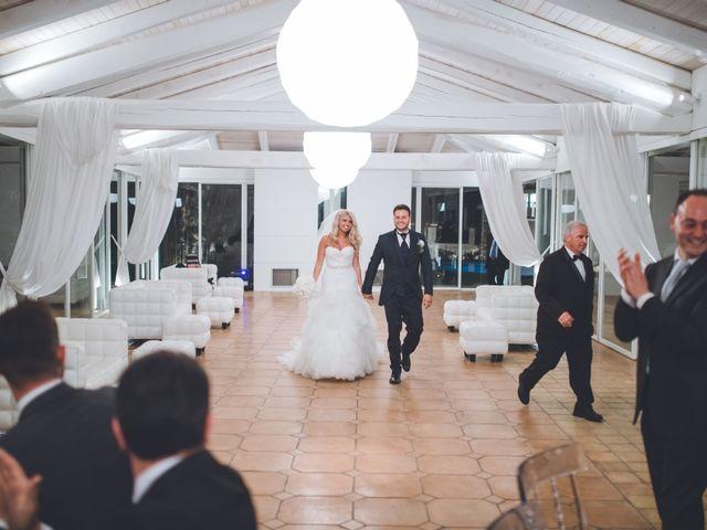 Il matrimonio di Antonio e Marie-Ashlety a Catanzaro, Catanzaro 40