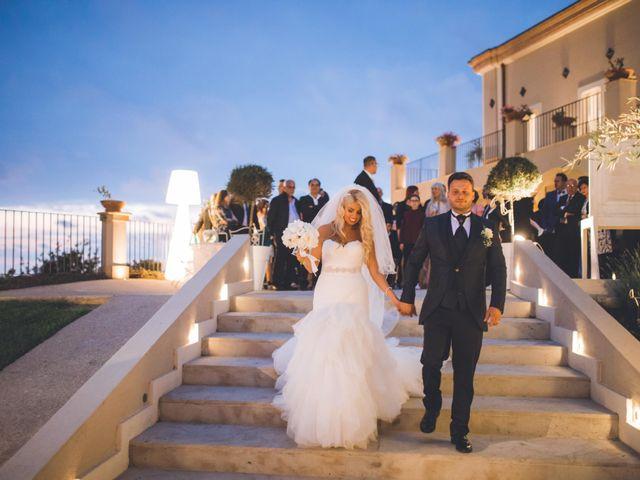 Il matrimonio di Antonio e Marie-Ashlety a Catanzaro, Catanzaro 49