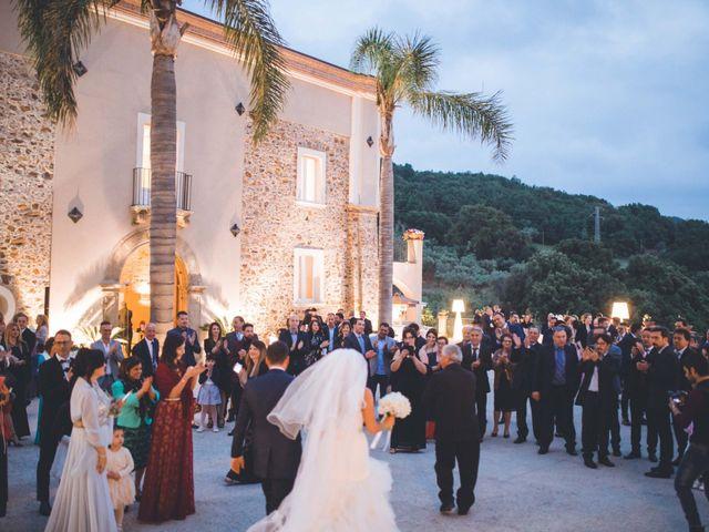 Il matrimonio di Antonio e Marie-Ashlety a Catanzaro, Catanzaro 51